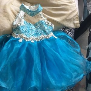 Pretty baby dress size for 9 to 12 months